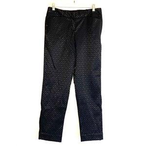 Worthington Slim Leg Front Flat Pocket Pants.